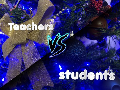 Teachers vs. Students: Who Will Spend Christmas the Safest?